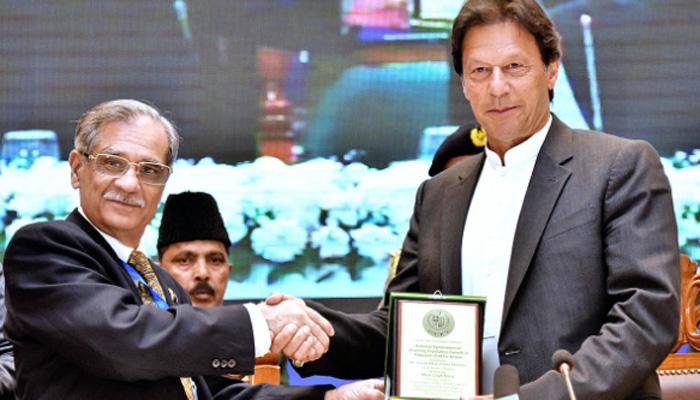 پاناما فیصلہ،نئے پاکستان کی بنیاد،حکمرانوں کو قانون کے تحت لانے کا کام سپریم کورٹ نے کیا،وزیر اعظم