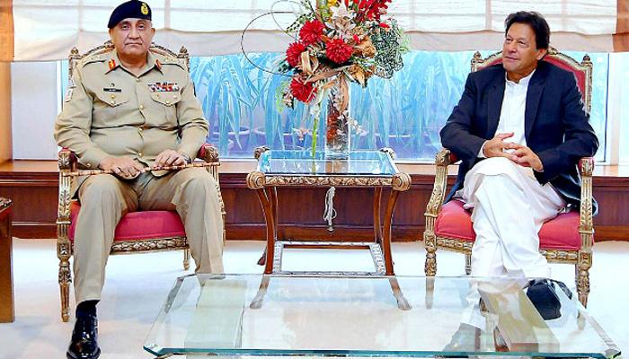 وزیر اعظم سے آرمی چیف،امریکی نمائندہ خصوصی کی ملاقاتیں،افغان امن عمل سمیت اہم امور پر گفتگو