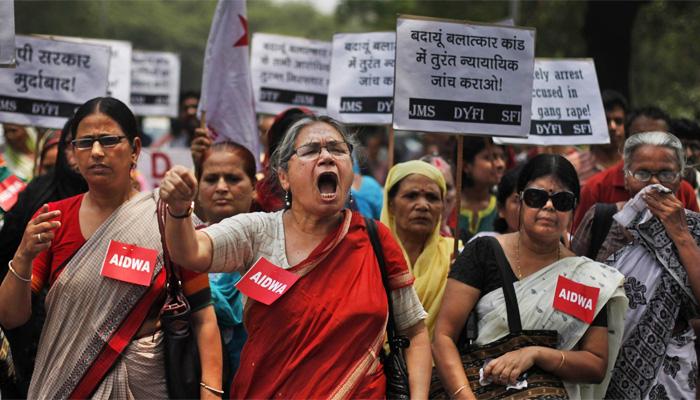 خواتین کے لئے خطرناک ممالک میں بھارت سر فہرست