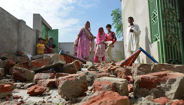 بھارتی فوج کی پانڈوسیکٹرمیں شہری آبادی پر پھر فائرنگ، سرینگر مظفرآباد تجارت معطل