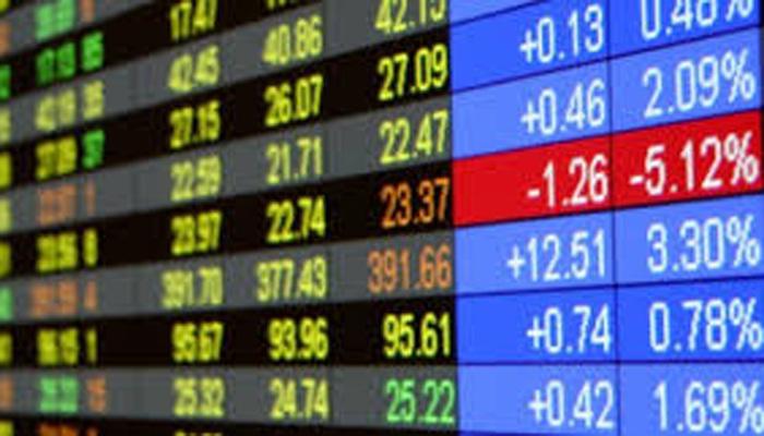 مندی کا رجحان تبدیل،100انڈیکس میں261پوائنٹس کا اضافہ