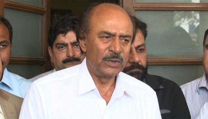 نثار احمد کھوڑوکی طارق سعید سے ملاقات