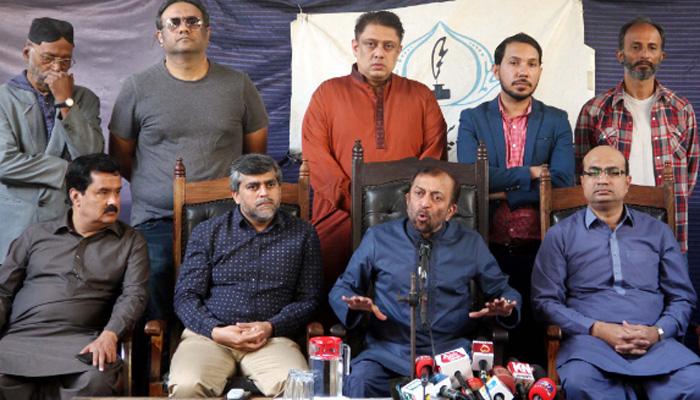 کراچی کو پٹے پر دیا جارہا ہے، آج احتجاجی مظاہرہ ہوگا، فاروق ستار