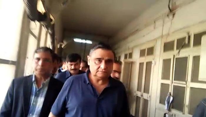 ڈاکٹر عاصم حسین کے خلاف 462 ارب روپے کرپشن کی سماعت ملتوی