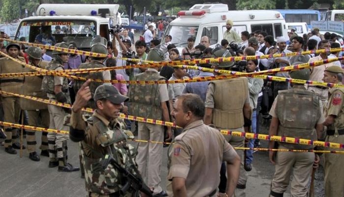نئی دہلی ، تجربہ گاہ میں دھماکا سائنس دان ہلاک، 3 زخمی