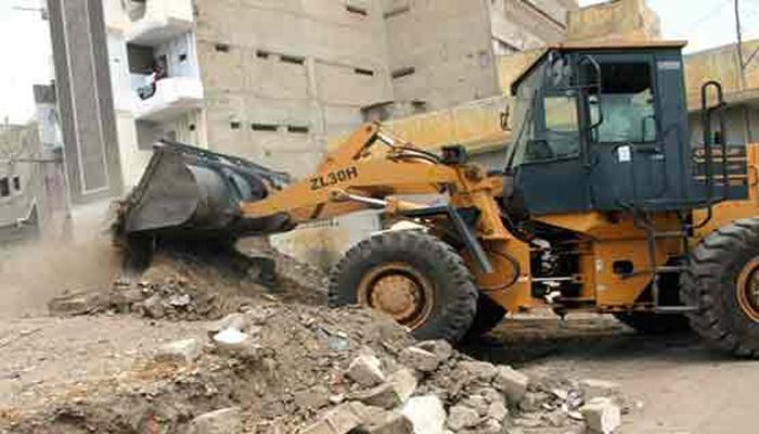 کراچی میں تجاوزات کیخلاف آپریشن سے انسانی المیہ جنم لے رہا ہے، سندھ حکومت