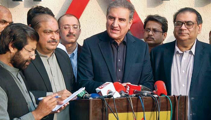 سندھ جنوبی پنجاب صوبے کی مخالفت کرسکتا ہے، شاہ محمودقریشی