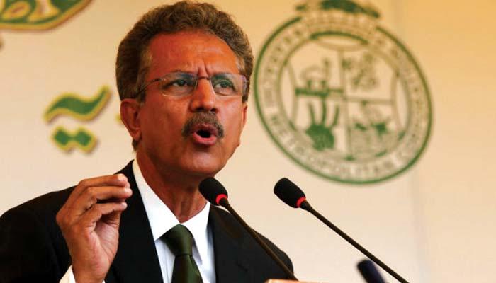 غلطی ٹھیک کرینگے، کسی کو فٹ پاتھ پر کاروبار نہیں کرنے دینگے، میئر کراچی