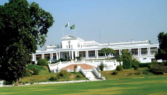 دہشت گردی کا خطرہ، گور نرہاؤس لاہور 2بجے عوام کیلئے بند کر دیا گیا