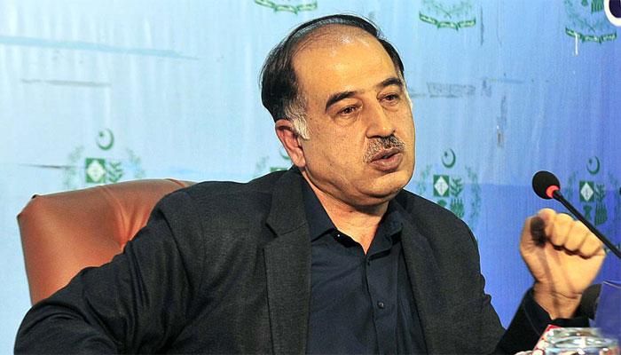 بغیر تردید کے ترجمان کا انصار عباسی کی خبر پر اعتراض