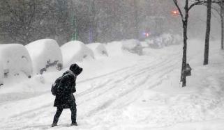 واشنگٹن،امریکا میں برف کا طوفان جاری، 3افراد ہلاک