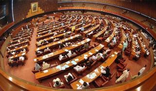 پارلیمانی کمیٹیوں پر پھر ڈیڈلاک