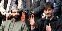 مقبوضہ کشمیر میں مظالم کیخلاف عوام کا مارچ