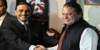 Nawaz Sharif Asif Zardari Former President Ppp Jit Supreme Court Cjp Saqib Nisar Former Pm Pmln Fia