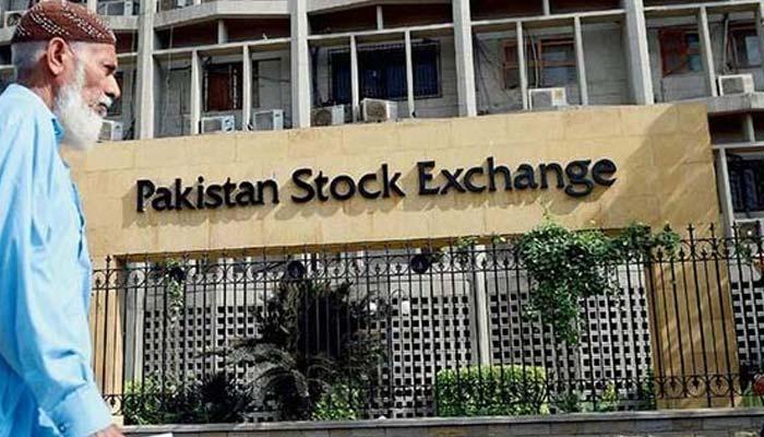 اسٹاک مارکیٹ میں تیزی،100انڈیکس میں 167پوائنٹس کا اضافہ
