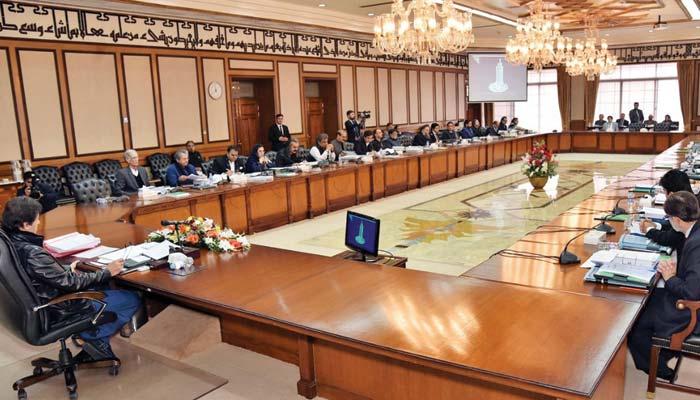 کابینہ نے وزیراعظم کی وزارت کا پیش کردہ معاملہ مسترد کر دیا