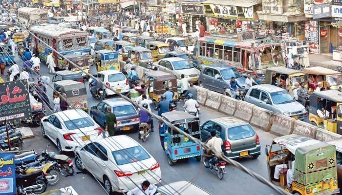 کراچی کے تمام اضلاع میں ٹریفک مینجمنٹ بورڈز تشکیل دینےکا فیصلہ