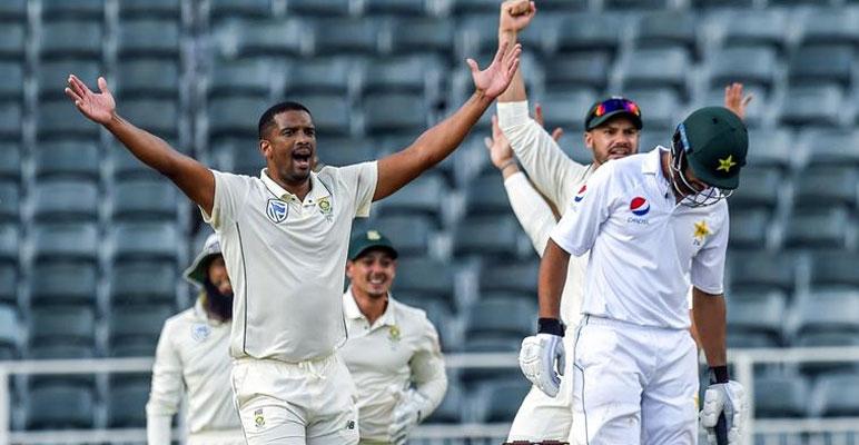 جنوبی افریقا میں ٹیسٹ، پاکستان کو 16برس بعد ففٹی کا آغاز ملا