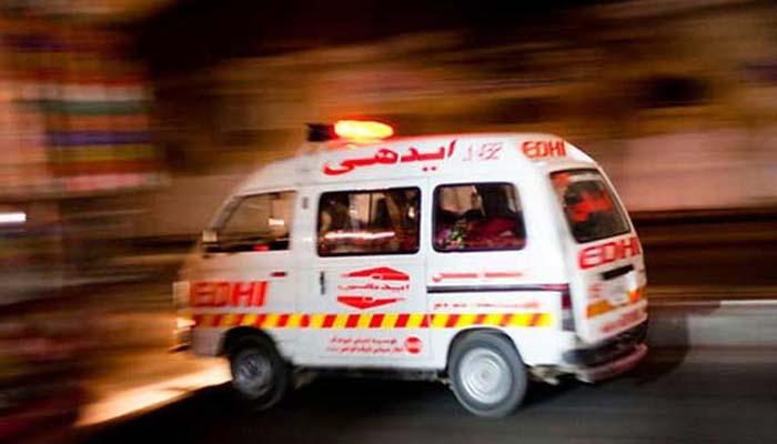 خیرپو ر،مختلف ٹریفک حادثات،طالبعلم جاں بحق ،13؍افراد زخمی