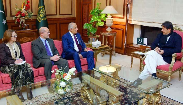 امریکا، طالبان مذاکرات پاکستان میں، سعودیہ، قطر، امارات بھی شریک ہوں گے، افغانستان کیلئے امریکی نمائندہ خصوصی کی پاکستانی قیادت سے ملاقاتیں، سہولت کاری پر امریکا پاکستان کا شکر گزار