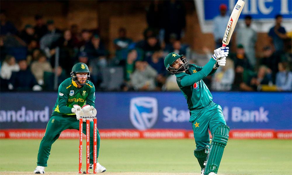 پاکستان کا فاتحانہ آغاز، جنوبی افریقا کو پہلے ون ڈے میں شکست دیدی