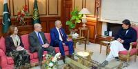 زلمے خلیل زاد کا چار روزہ دورہ پاکستان اختتام پذیر