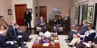 افغان مفاہمتی عمل کیلئے تعاون جاری رہے گا' وزیراعظم