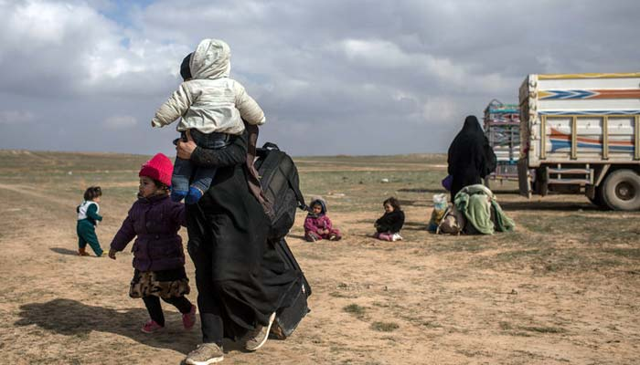 شام میں داعش کے آخری مرکز پر ایس ڈی ایف کا فیصلہ کن بڑا حملہ