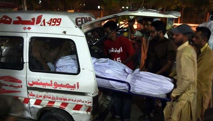حادثات میں خواتین سمیت 3افراد جاں بحق
