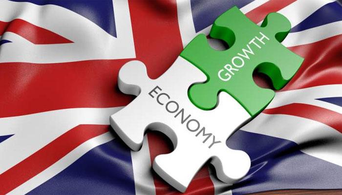 2012 کے بعد سے برطانوی معیشت کی سست ترین ترقی، شرح 1.4 رہ گئی