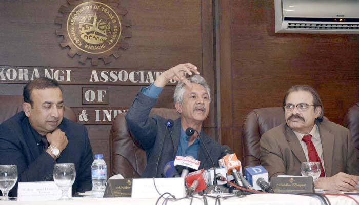 کراچی کے مسائل حل ہوئے بنا ملک ترقی نہیں کرسکتا،وسیم اختر
