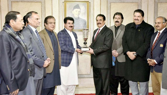 وزیراعظم، چیئرمین سینیٹ اور وفاقی وزراء سے راحیل شریف کی ملاقاتیں