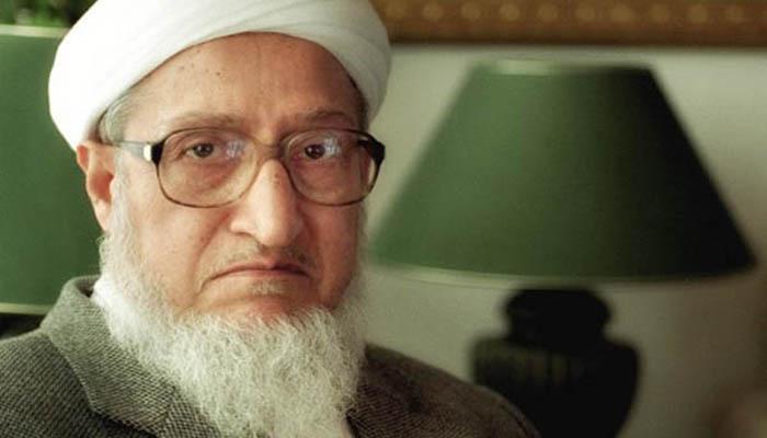 سابق افغان صدر صبغت اللہ مجددی 93برس کی عمر میں انتقال کر گئے