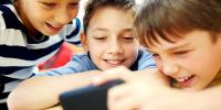 Smartphone Germany Children Internet