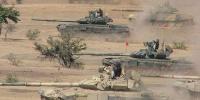 Rajhistan India Military Exercise