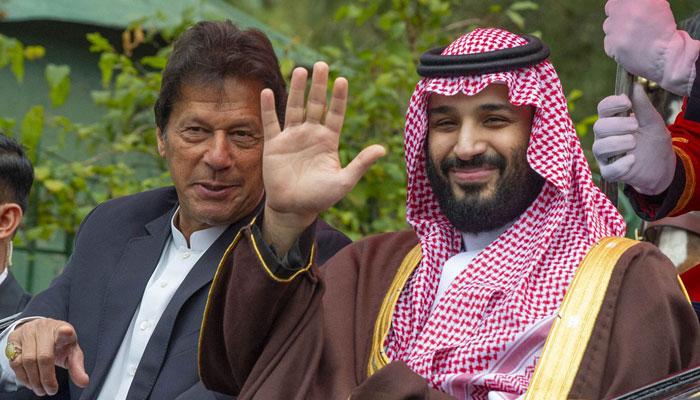 شکریہ ولی عہد شہزادہ محمد بن سلمان شکریہ وزیراعظم عمران خان !