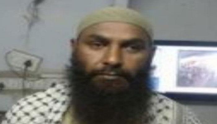 بھارتی جیل میں تشدد سے جاں بحق پاکستانی قیدی کے لواحقین کا احتجاجی مظاہرہ