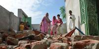 بھارتی فوج کی سماہنی سیکٹر کے سرحدی علاقوں پر گولہ باری
