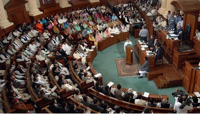 پنجاب اسمبلی میں خواتین ریلی کیخلاف مذمتی قرارداد جمع