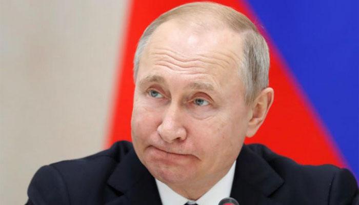 روس کی تذلیل کرنے والوں کے لیے سزا پوٹن نے قانونی بل پر دستخط کر دیئے