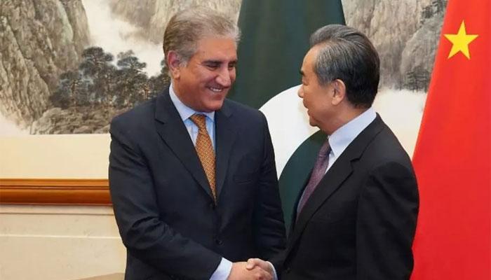 پاکستان چین کا آہنی دوست،دنیا دہشت گردی کیخلاف اس کی جنگ کو قدر سے دیکھے، چینی وزیرخارجہ