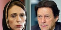 عمران خان کا نیوزی لینڈ کی وزیر اعظم کو ٹیلیفون، دہشتگرد حملوں کی مذمت