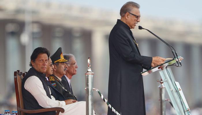 ہماری فوج کا کوئی ثانی نہیں، بھارت مان لے پاکستان حقیقت ہے، صدر علوی