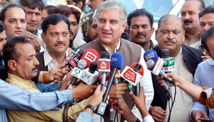 نیشنل ایکشن پلان پر پارلیمنٹ میں بریفنگ دینے کیلئے تیار ہیں، شاہ محمود