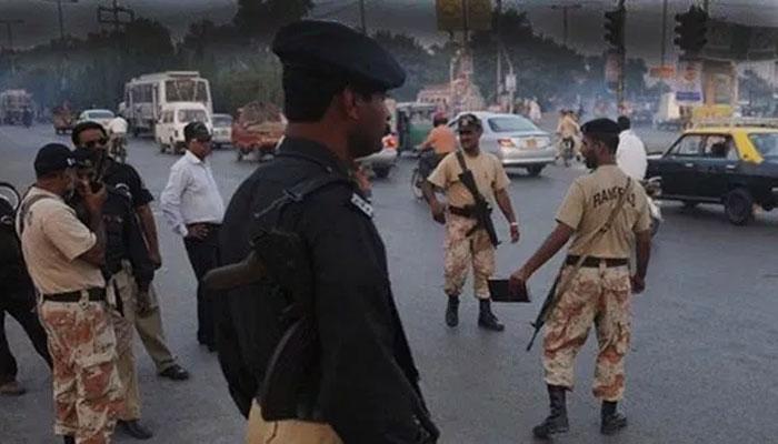 ڈکیت گروہ کے کارندوں،خواتین سمیت 14 ملزمان گرفتار، اسلحہ اور منشیات برآمد