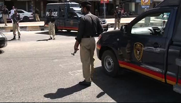 تیسر ٹاؤن سے داعش کے 4 دہشت گرد گرفتار، دستی بم اور اسلحہ برآمد