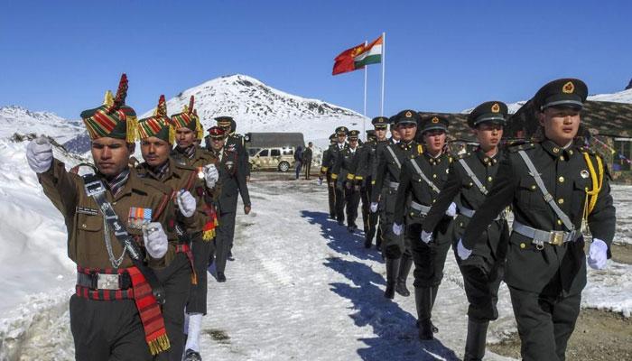 بھارتی فوج چینی سرحد پر تعمیر ات کی خواہاں