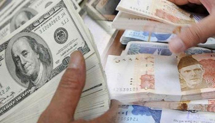 انٹر بینک، ڈالر کی قدر5 پیسے کم ہوگئی