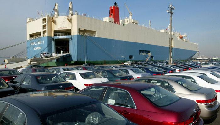 جاپان، سخت حکومتی شرائط و پابندیوںسے سالانہ 40 ہزار گاڑیوںکی درآمد بند