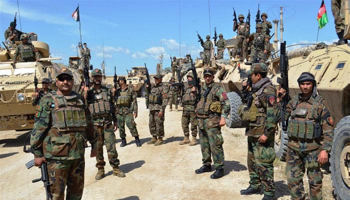 افغان فورسز کا قندوز میں طالبان ٹھکانوں پرحملوں میں 6طالبان کی ہلاکت کا دعویٰ